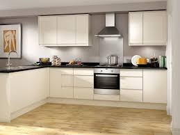 Kitchen Cabinets Uk Only by Madison Cream Handle Less Kitchen Wickes Co Uk