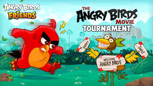 play angry birds movie tournament angry birds friends