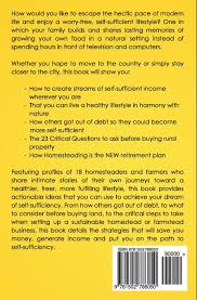 how to make money homesteading so you can enjoy a secure self