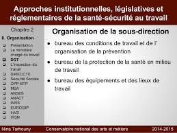 risques professionnels bureau l organisation de la prévention des risques professionnels