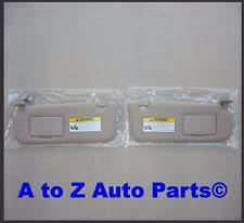 2008 hyundai sonata sun visor car truck sun visors for hyundai sonata genuine oem ebay