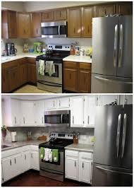 kitchen kitchen painted cabinet ideas freshome beautiful colored