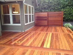 Brazilian Teak Laminate Flooring West Linn Brazilian Teak Deck Portland Deck Builder Creative