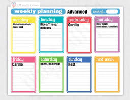 100 workout plan template new employee training plan