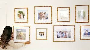 best gallery walls best of the best family photo gallery walls