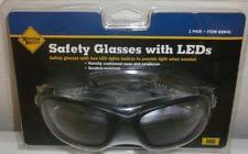 safety glasses for led lights led safety glasses ebay