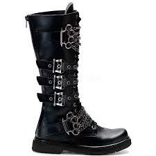 brown motorcycle boots for men defiant brass knuckle combat boot mens biker boots