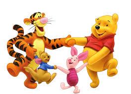 free disney u0027s winnie pooh friends clipart disney