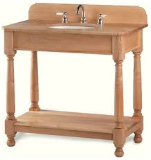 Country Bathroom Vanities by Country Bathroom Vanity With Short Apron