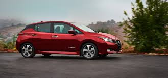nissan canada finance mississauga 2018 nissan leaf makes north american debut the canadian business