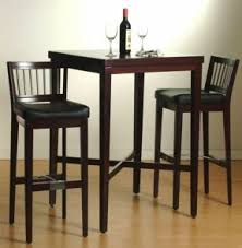 High Kitchen Table With Stools Foter - High kitchen table with stools