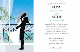 examples formal wedding invitation template of wedding invitations