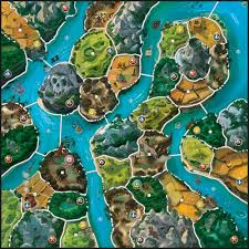 worlds rivers map broken meeple small world river world review did we really