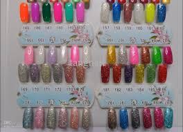 uv gel nail polish colors images