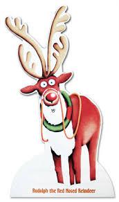 rudolph red nosed reindeer free christmas song lyrics
