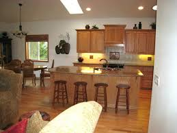 kitchen island with refrigerator microwave in corner cabinet kitchen island with refrigerator average