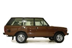 vintage range rover for sale grand prix cafe sales restoration and storage of classic vehicles