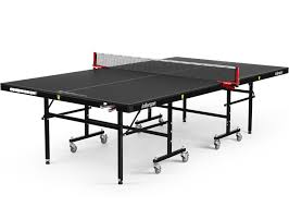 Foldable Ping Pong Table Indoor Ping Pong Tables Killerspin Myt Indoor Series