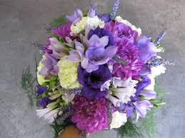 purple bouquets purple flower bouquets search you be the prince and i