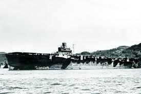 Flag Carrier Of Japan Japanese Aircraft Carrier Jun U0027yō Wikipedia