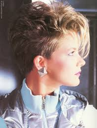 1980s short wavy hairstyles 1980s hairstyles women trend hairstyle and haircut ideas