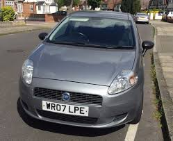 2007 fiat grande punto 1 2 petrol manual mot and tax in