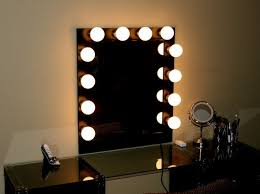 hollywood mirror with light bulbs new hollywood style vanity mirror with lights and old in light bulbs