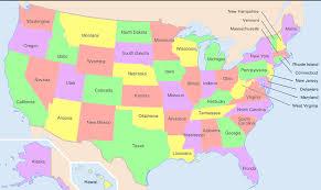 alaska major cities map us states major cities map