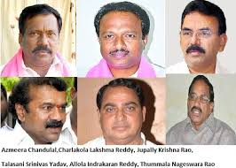 Tamilnadu Council Of Ministers 2012 Six Ministers Inducted In Telangana State Cabinet