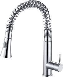 Commercial Kitchen Faucet Astonishing Coiled Kitchen Faucet Gallery Exterior Ideas 3d