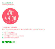 formal email signature template by email signature rescue http