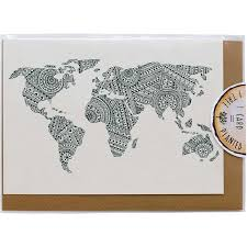 Map Pattern World Map Pattern 028 U2014 Little Difference Nz