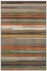 Fall Area Rugs 4x6 U0027 Declan Multi Area Rug Tones Of Brown Cream Green And