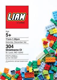 lego birthday invitation lego birthday invitation for mesmerizing