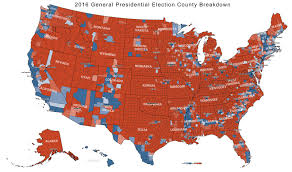 2004 Presidential Election Map by 2016 Presidential General Election Map Ar15 Com