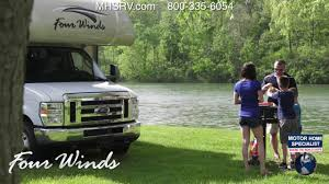 Four Winds Rv Floor Plans 2018 Thor Motor Coach Four Winds Class C Rvs For Sale At 1 Dealer