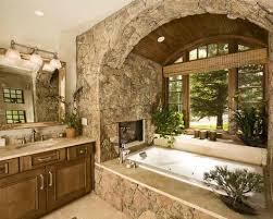 Elegant Natural Stone Bathroom Solutions - Stone bathroom design