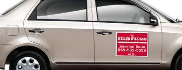 car magnets magnetic car signs custom car magnets vehicle magnets