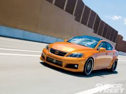 isf lexus jdm 2009 lexus is f imagine greater super street magazine