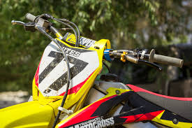 evo motocross bikes product report pro taper evo handlebars