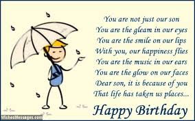 birthday poems for son u2013 page 3 u2013 wishesmessages com