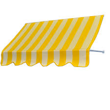Awning Lowes Shop Americana Building Products 66 In Wide X 24 In Projection