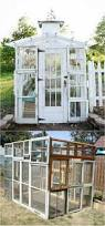 Backyard Greenhouse Diy 12 Most Beautiful Diy She Shed And Greenhouse Ideas With Reclaimed