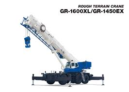tadano introducing tadano u0027s largest rough terrain crane