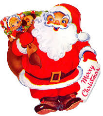 christmas wallpapers and images and photos vintage santa
