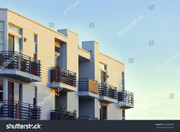 modern apartment balcony sunset stock photo 126936059 shutterstock