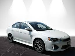new 2017 mitsubishi lancer sel 4dr car in new britain 12099