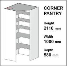Pantry Cabinet Tall Kitchen Cabinet Pantry With Tall Corner - Kitchen corner pantry cabinet