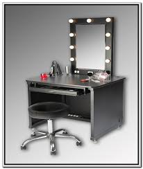 49 Vanity Table Set With Lights Makeup Table With Lights Square