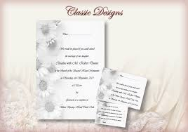 Wedding Invitation Printing Wedding Invitation Printing By Reads In Dublin